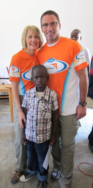 Rwanda with Pascal